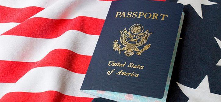 passport-on-flag